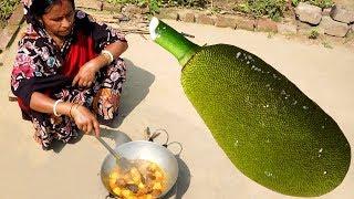 Delicious Echor Kofta Curry Recipe | Cooking Green Jackfruit KOFTA Recipe