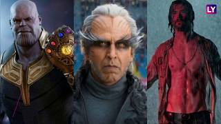 Thanos in Avengers Infinity War, Akshay Kumar in 2.0: 11 Villains in 2018 Who Stole Show From Heroes