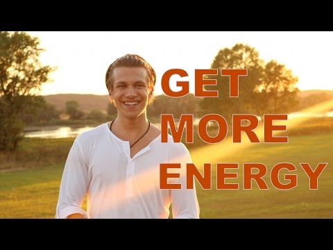 4 Secrets to be more ENERGIZED !! Get more vital instantly -Dedicated Generation