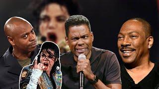 Comedians on Michael Jackson