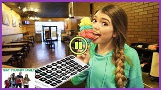 Download Family Fun Pause Challenge / That YouTub3 Family I Family Channel Video