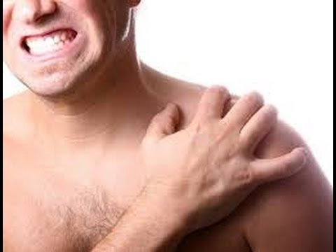 Simple and Effective Stretch Exercise for Frozen Shoulder (Adhesive Capsulitis)  / Dr Mandell