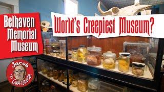 Download The World's Creepiest Museum? Belhaven Memorial Museum Video