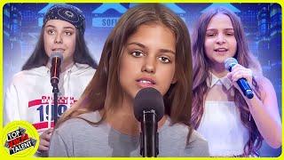 BEST KID SINGERS on Got Talent???