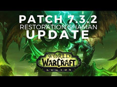 7.3.2 Restoration Shaman Guide