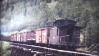 Railroad Rio Grande Southern And Sargents Colorado.