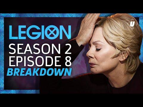 Legion Season 2: Episode 8 Breakdown! - Chapter 16