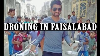 Droning in Faisalabad! - DhoomBros (ShehryVlog 79)