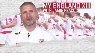 My England XIII - Jamie Peacock