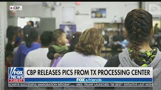 Steve Doocy objects to describing child detention facilities as