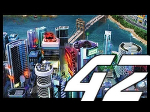 Let's Play SimCity 5 Part 42 Removing Intersections