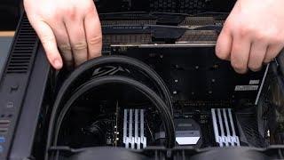 ASUS ROG ZENITH EXTREME X399 Build - Ryzen Threadripper 1950X / GTX 1080 Ti (2-Way SLI)