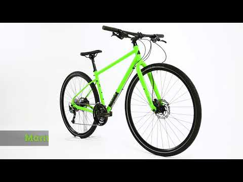 Marin Muirwoods Pavement Bike Product Video by Performance Bicycle