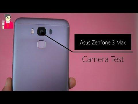 Asus Zenfone 3 Max Camera Test