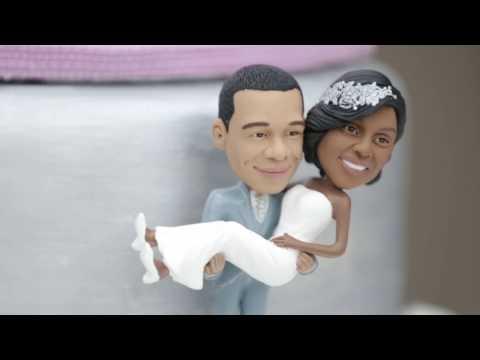 Sebrina & Zavia wedding highlight video