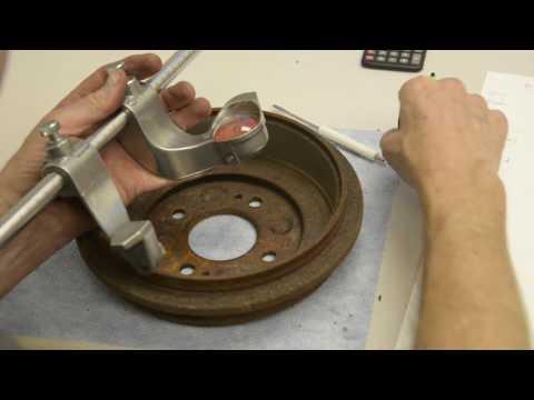 Metric Drum Micrometer