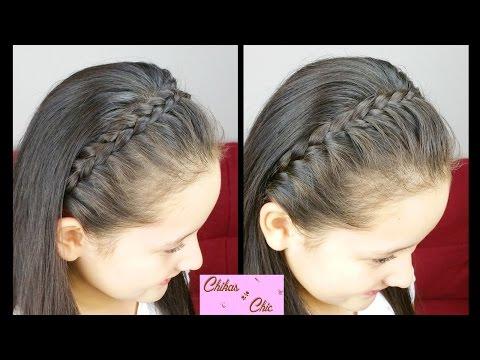 Classic Braided Headband! (2 Options) | Braided hairstyles | Easy Hairstyles | Headband