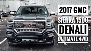2017  SIERRA DENALI ULTIMATE CREW CAB Road Test & Review | Pye Chevrolet Buick GMC
