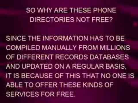 Lookup Unlisted Phone Numbers For FREE? Is It Possible?