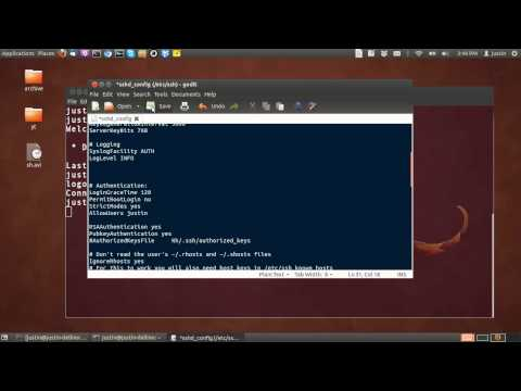 install the openssh-server in ubuntu 12.04