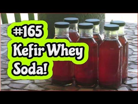 VLOG 165**Kefir Whey Soda-Fruit Leather** orJANics 50nRaw