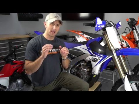 Do You Really Need a 450 Dirt Bike? - Episode 109