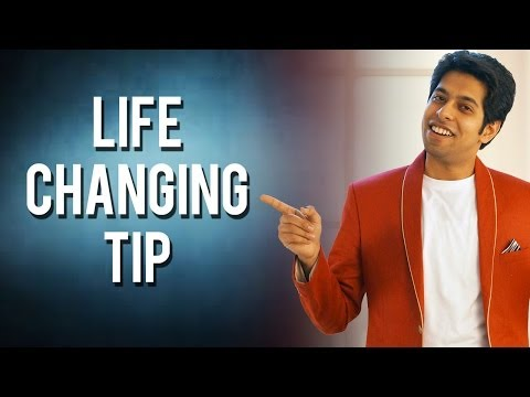 LIFE CHANGING TIP : Motivational Video in Hindi for Success