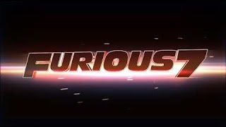 AMC Spoilers! - FURIOUS 7 Review