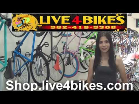 Custom Fixie at Live 4 Bikes online live4bikes fixies bicycle sale zycle pure fix bicycle fixed gear