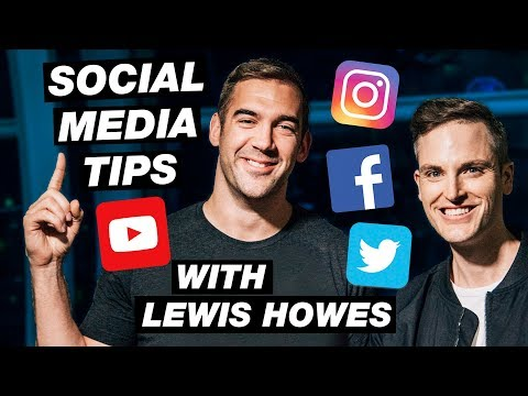 How to Build Your Personal Brand on Social Media and YouTube — Lewis Howes Interview