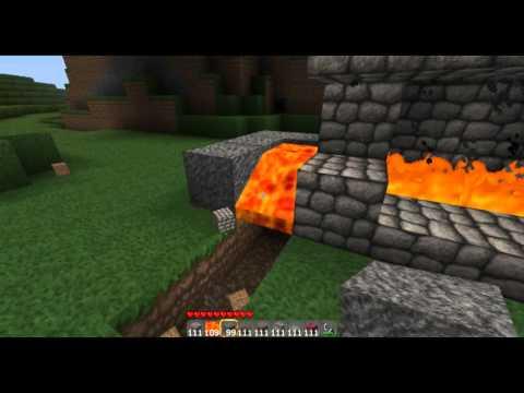 Minecraft Blacksmith Tutorial