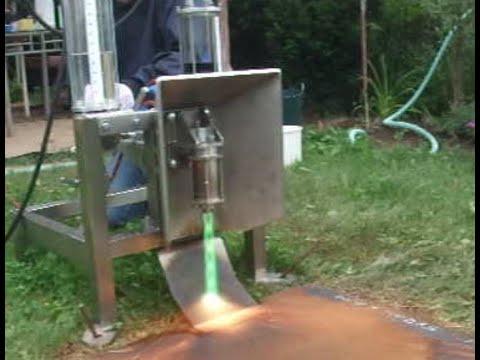 PEPE - a bipropellant deep-throttable rocket engine