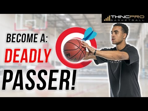 How to: Pass a Basketball Better!!! Top 5 Basketball Passing Drills For Beginners