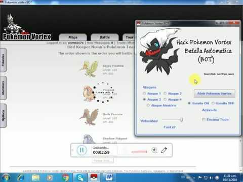 hack de pokemon vortex