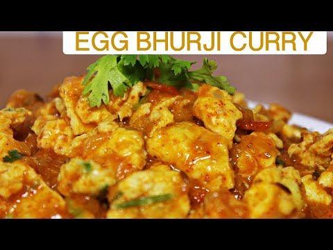 Egg Bhurji Curry | How To Prepare Egg Bhurji | Anda Bhurji | Kanak's Kitchen