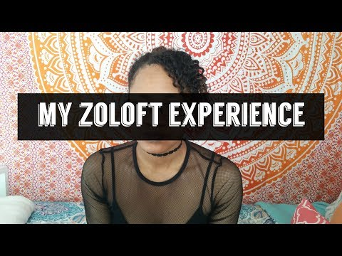 My Experience With Zoloft │Mental Health Monday