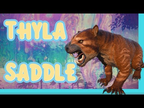 How to spawn Thylacoleo Saddle w/ GFI commands