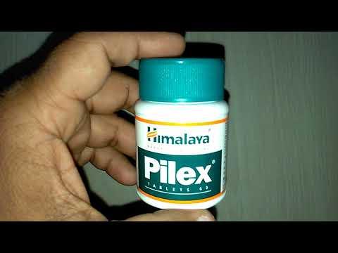 Himalaya Medicine For Piles | Pilex Tablet Full Review in hindi | पाइलेक्स टैबलेट