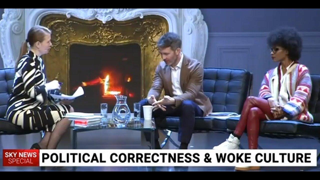Political Correctness and Vacuous Wokeness: Douglas Murray debates Sylvana Simons