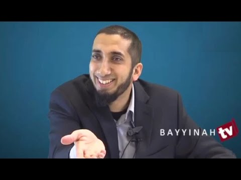 Dancing to get closer to Allah - Really? - Nouman Ali Khan