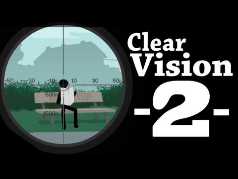 Clear Vision 2 App Review