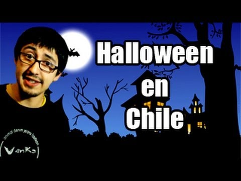 Halloween a la Chilena con Chilenito TV