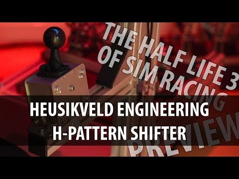 Download Heusinkveld H-Pattern Shifter: Prototype Impressions