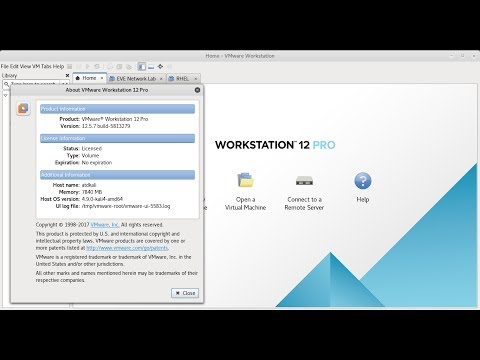 How to Install VMWare Workstation Pro on Linux