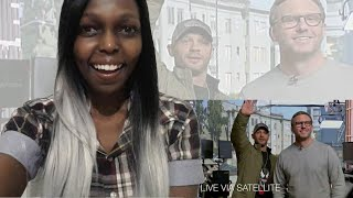 VENOM - Tom Hardy Live from the Set reaction!!