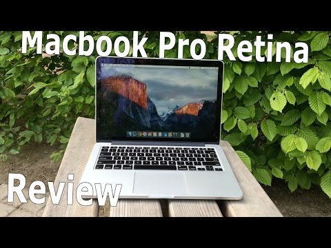 Macbook Pro Retina  2015 Review 9 Months Later