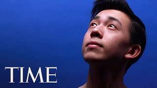 Vincent Zhou Makes Olympic History By Landing A Quadruple Lutz | Meet Team USA | TIME
