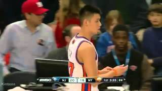 """Linsanity"" First Game"