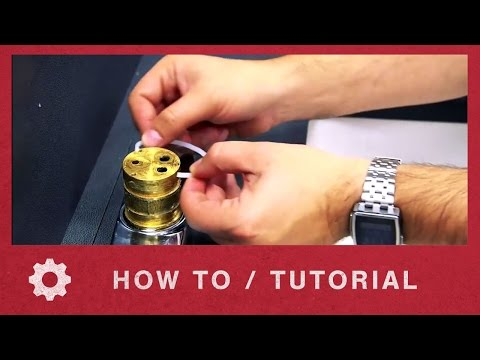American Standard How to Replace the Spout Seal Kit in Reliant Faucet