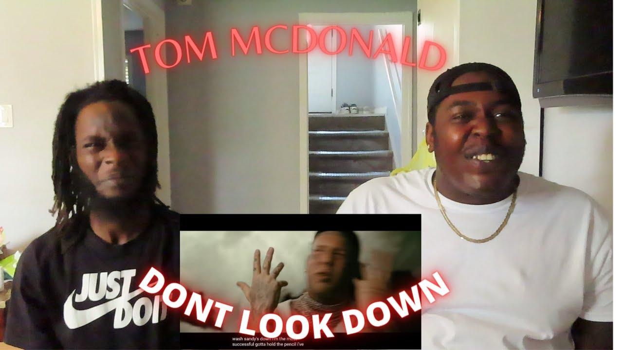 "TOM MACDONALD ""DONT LOOK DOWN"" (REACTION)"